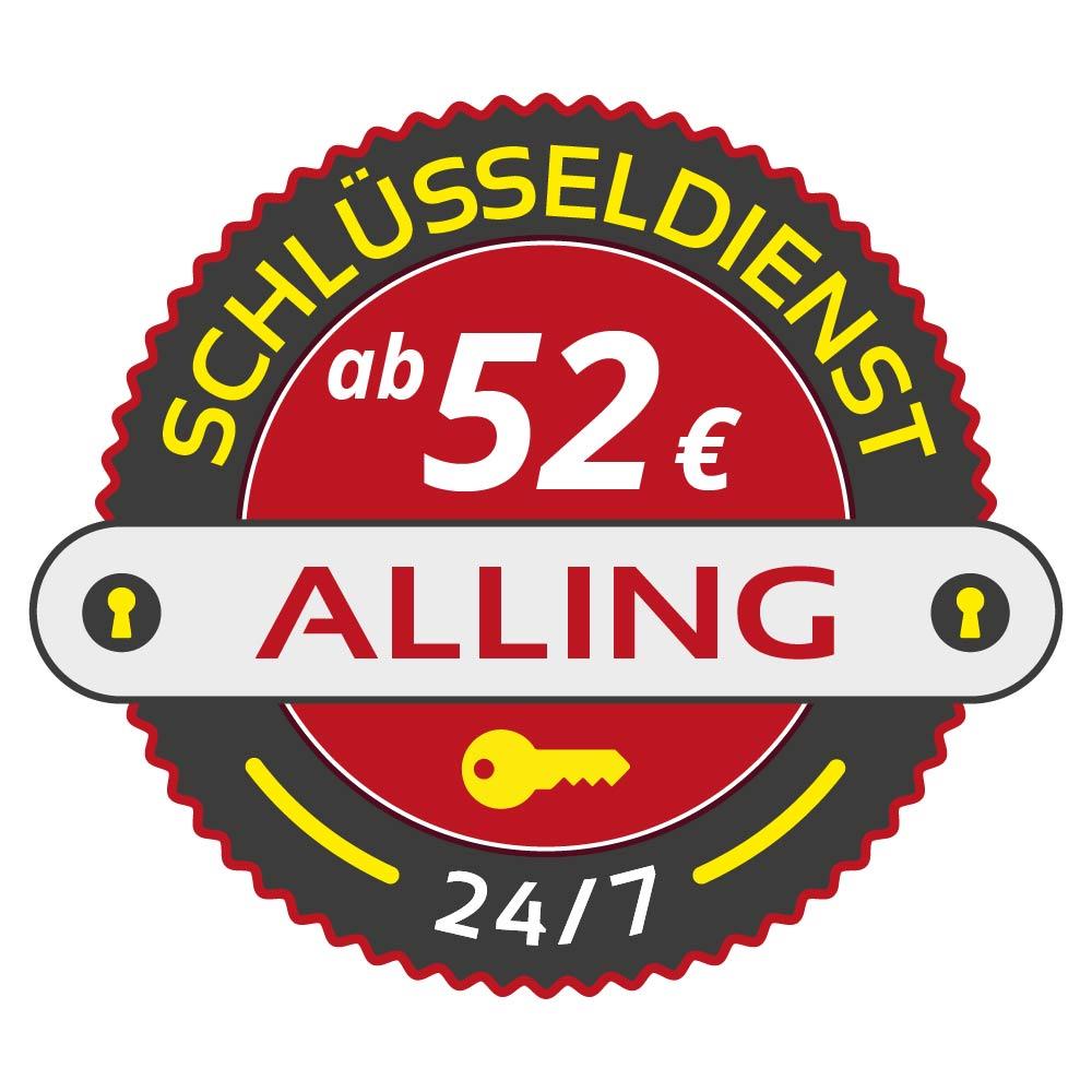 Schluesseldienst Fuerstenfeldruck alling mit Festpreis ab 52,- EUR