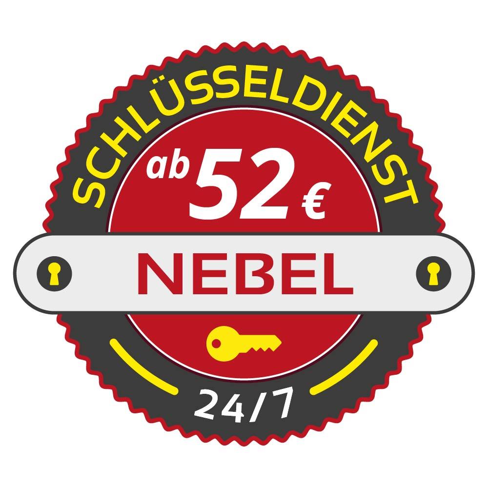 Schluesseldienst Fuerstenfeldruck nebel mit Festpreis ab 52,- EUR