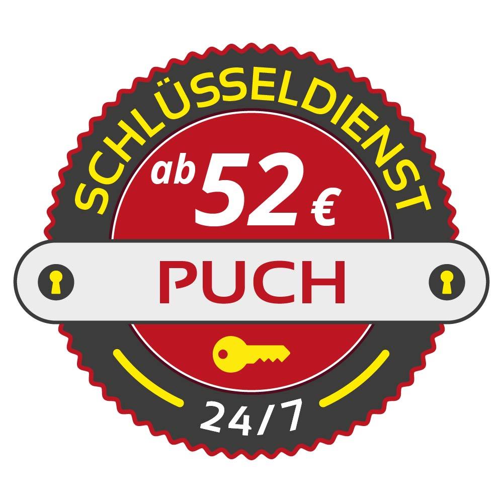 Schluesseldienst Fuerstenfeldruck puch mit Festpreis ab 52,- EUR